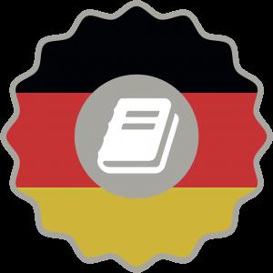 Logo de certificados presenciales de alemán